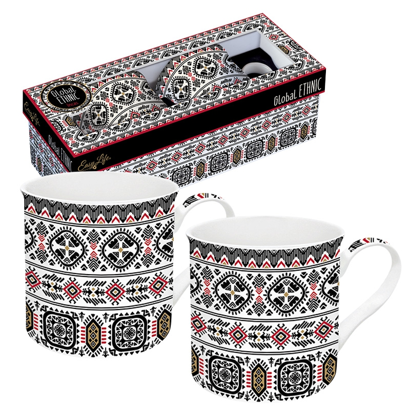 Puchar Porcelany - Global Ethnic Incas