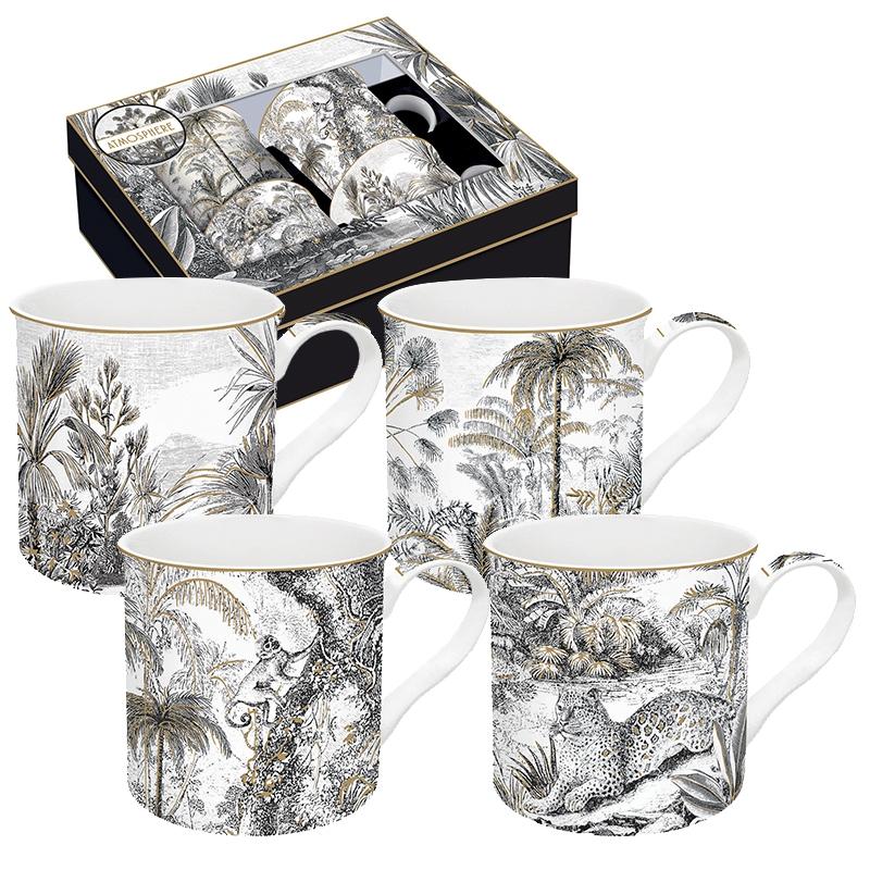 Set of cups 300ml - Coffee Mania - RETR