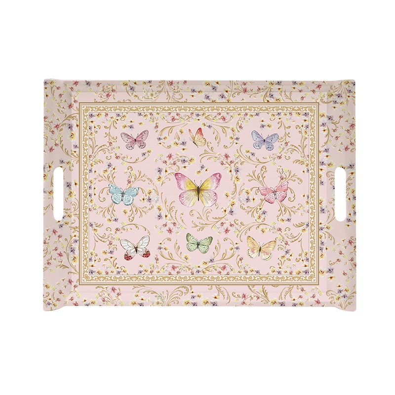 tray - Majestic Butterflies