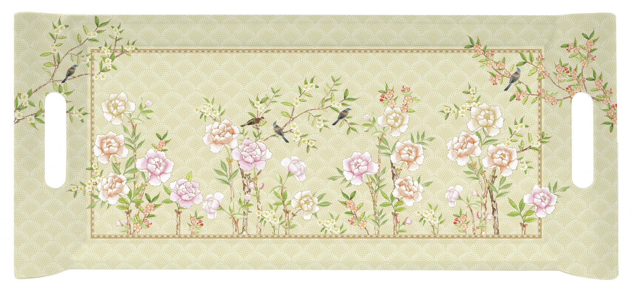 bandeja - Palace Garden floral