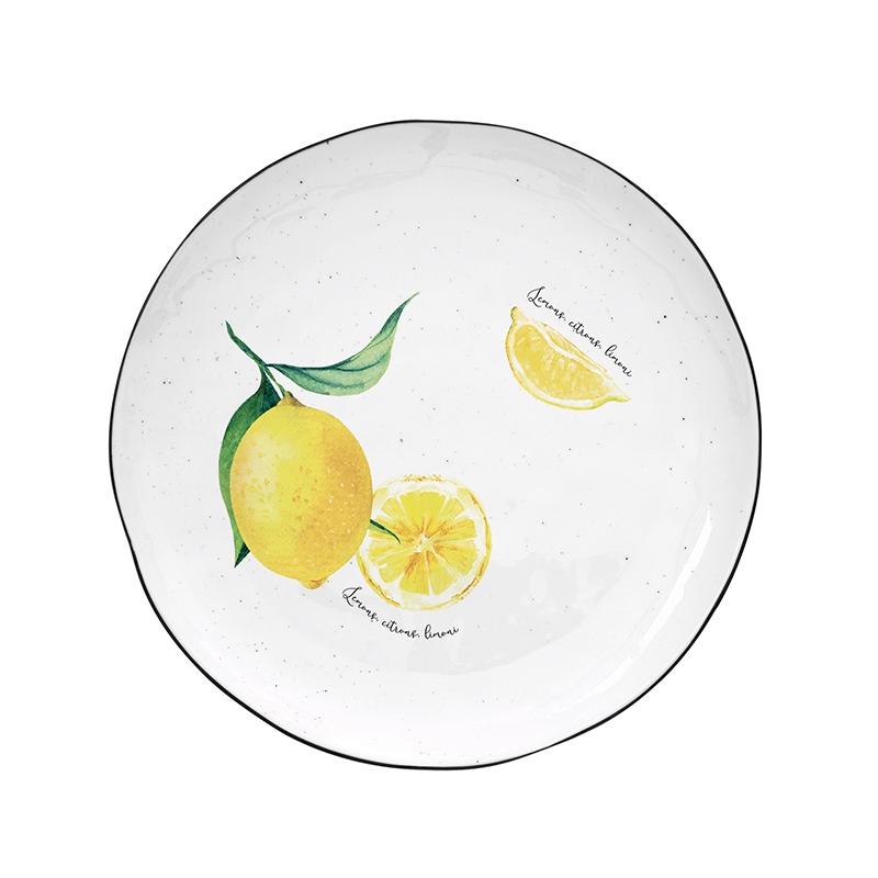 Dinner plate 26cm - Amalfi