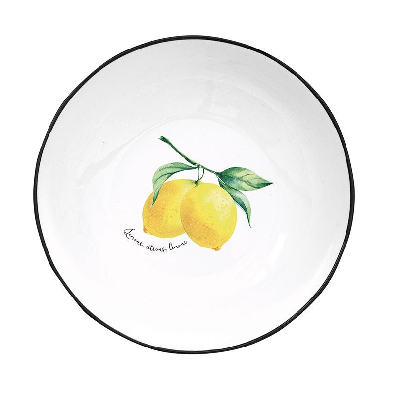 Soup plate 18cm - Amalfi