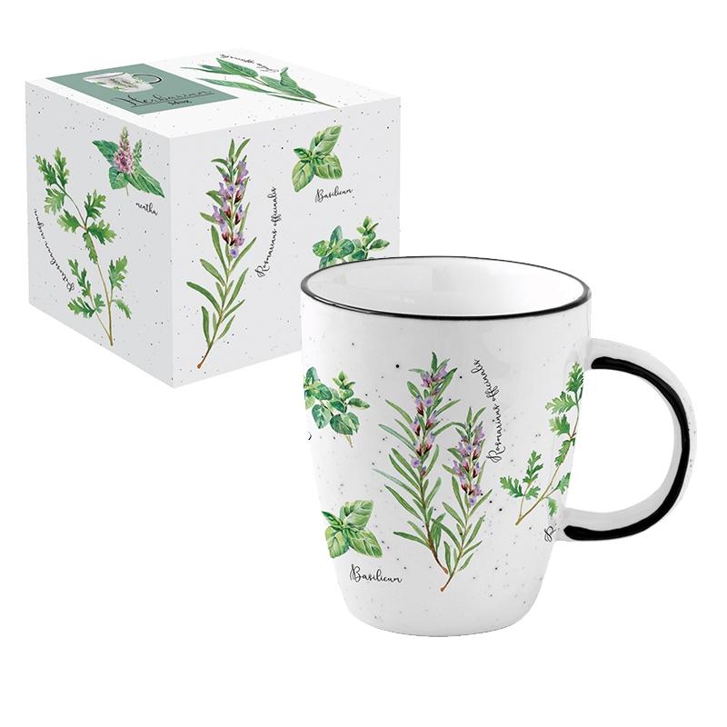 Porcelain Cup - Hebarium
