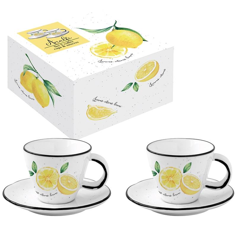 Porcelain Cup - Amalfi