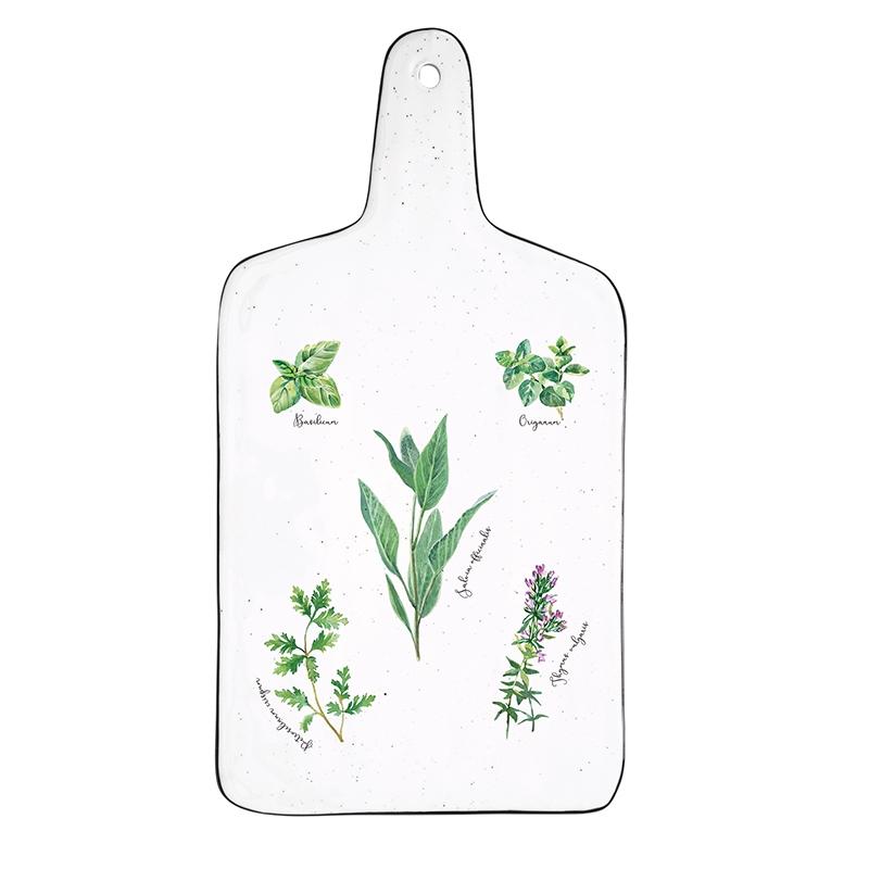 Porcelain board - Hebarium