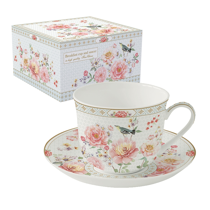 Taza de porcelana - A Day in the Garden