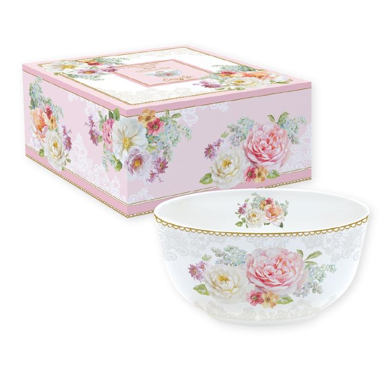 Tazón de porcelana - Romantic Lace