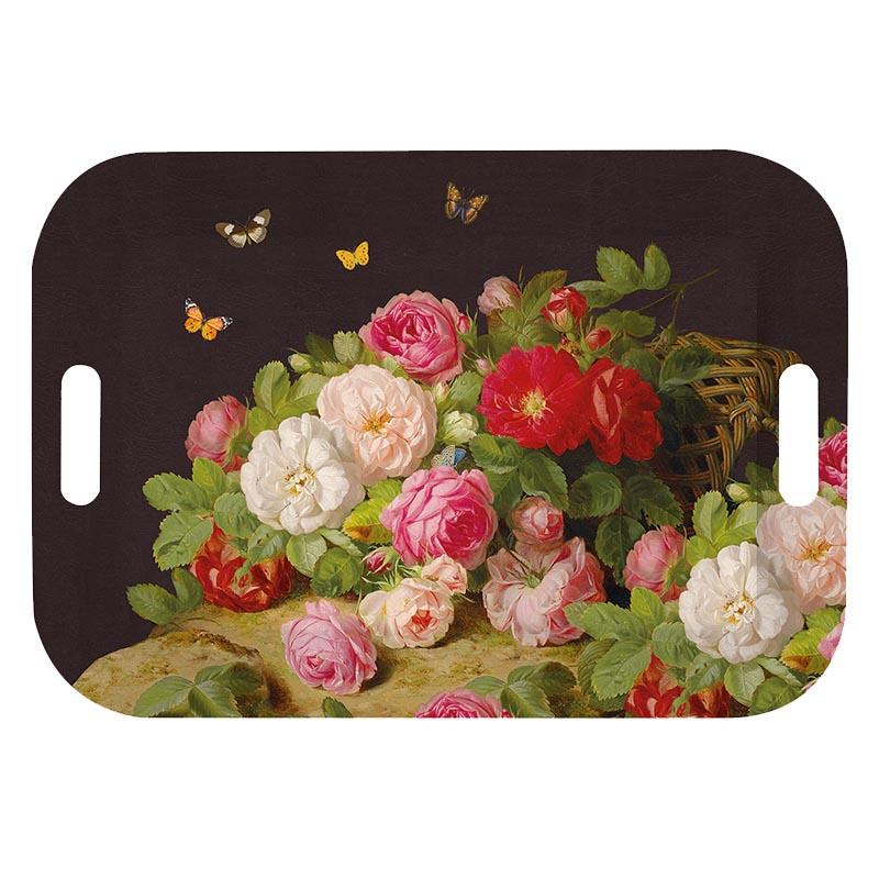 bandeja - Victorian Garden