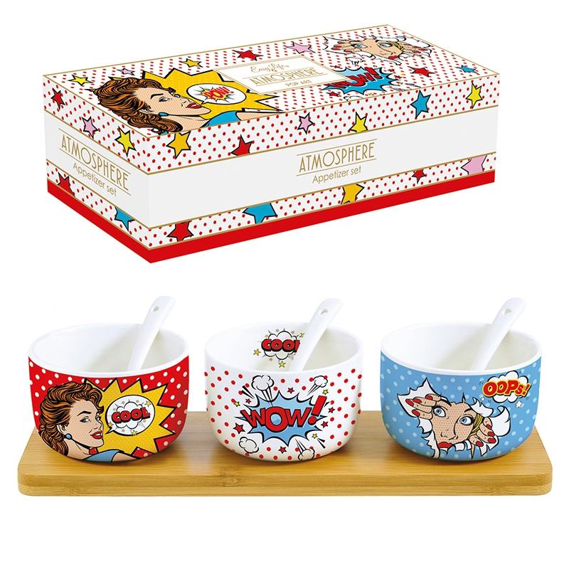 Porcelain bowl - Coffee Mania - POPT