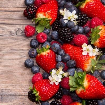 Servetten 33x33 cm - Frutti di Bosco