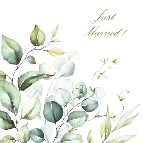Tovaglioli 33x33 cm - Romantic Marriage