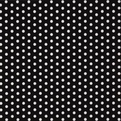 Servilletas 33x33 cm - Bolas black